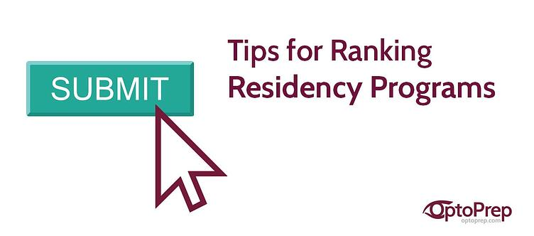 Ranking optometry residency programs can be an extremely stressful  decision! The residency program that you end up participating in will help  mold your ...