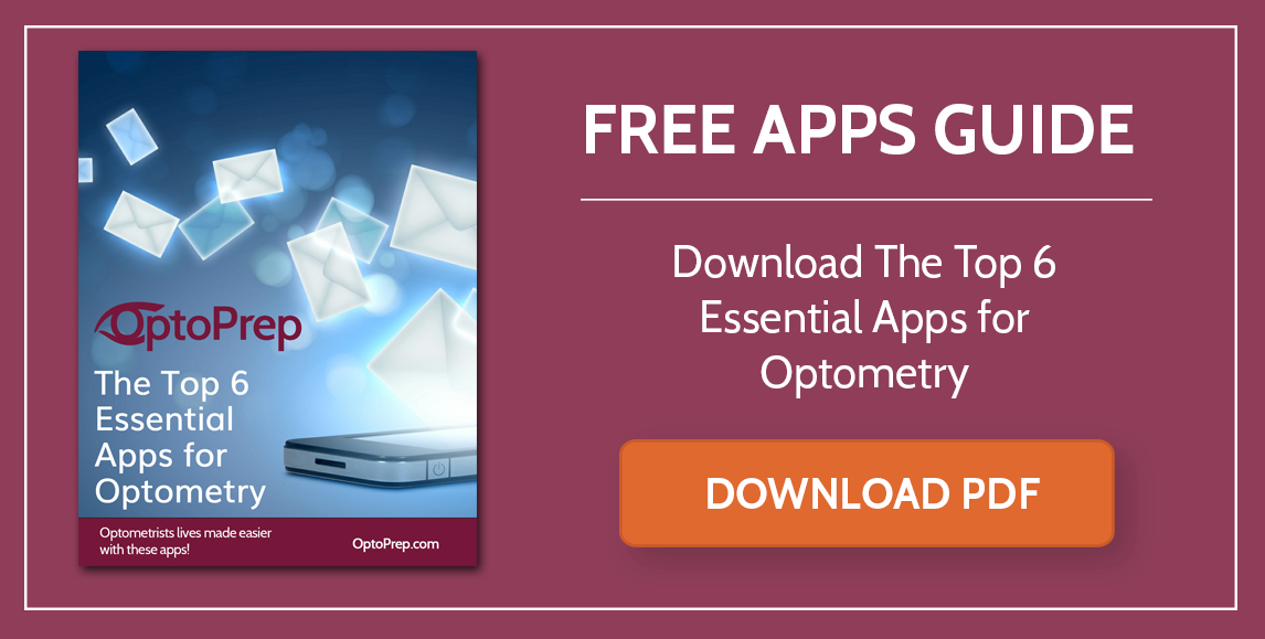 Download the Top 6 Essential Apps for Optometry