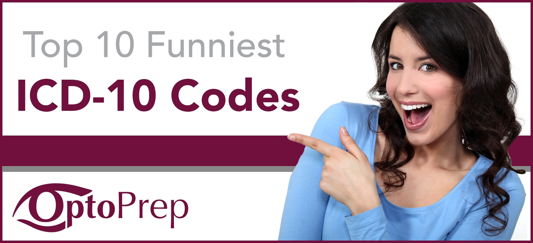 Top 10 Funniest ICD-10 Codes